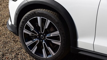Volvo V60 Cross Country - alloy wheels