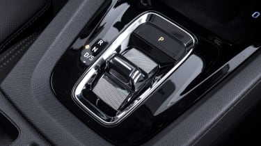2020 Skoda Octavia gear selector