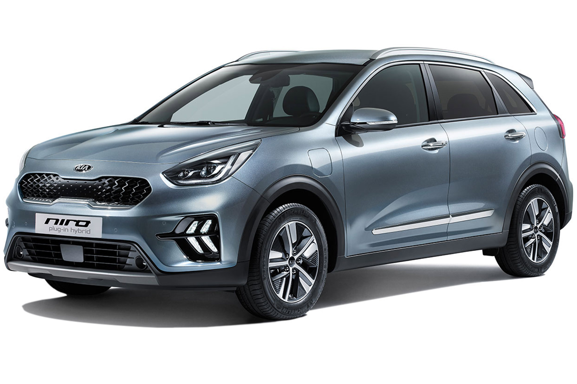 Kia Niro Suv Practicality Boot Space 2020 Review Carbuyer