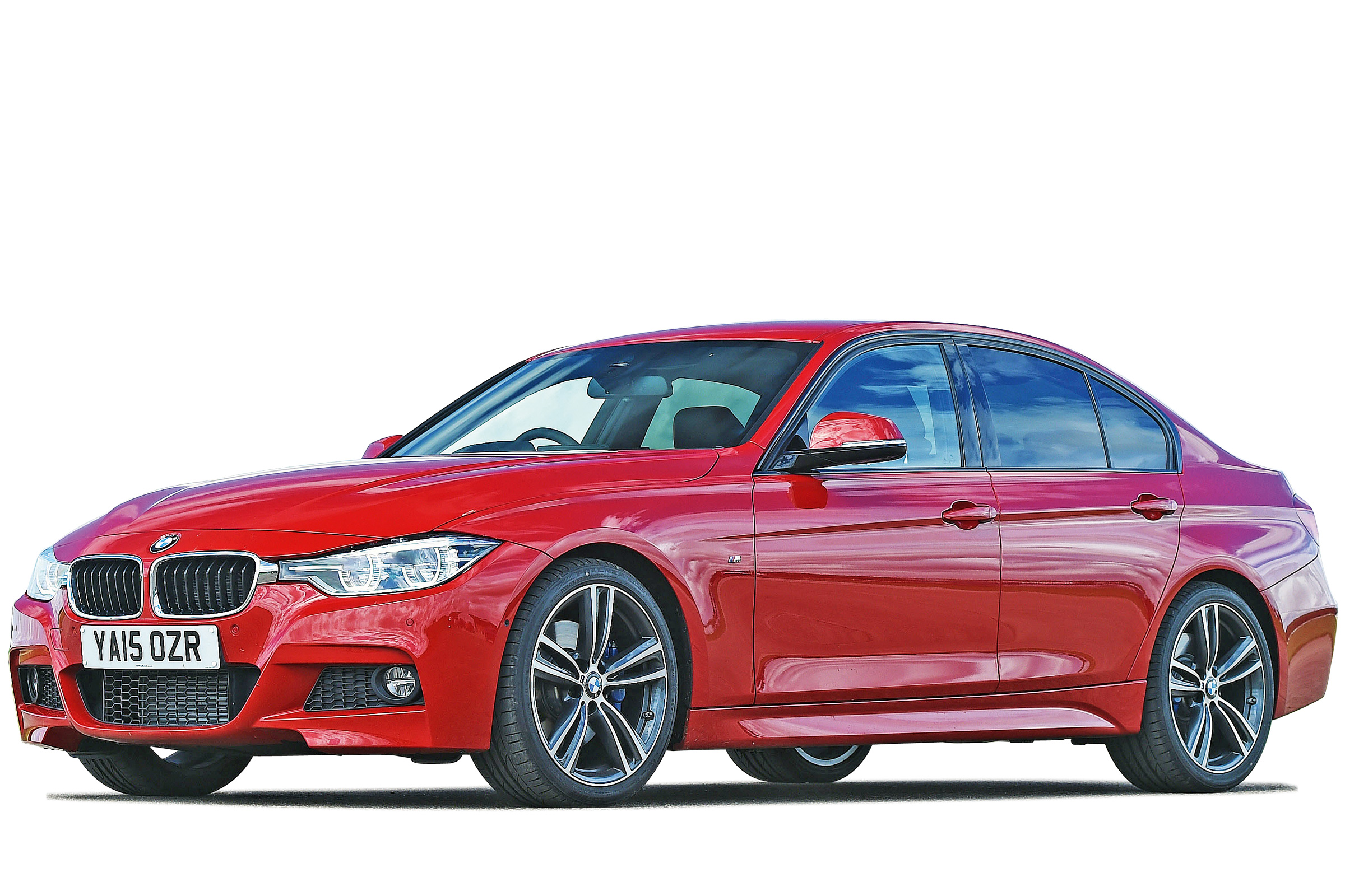 Bmw 3 Series Saloon 2011 2018 Practicality Boot Space Carbuyer