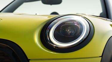 2021 MINI Convertible headlight