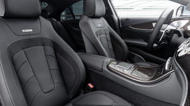 2021 Mercedes CLS AMG 53 - front seats