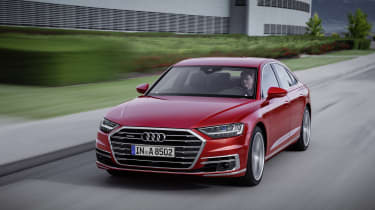 Audi hopes its latest A8 has the technology –and the looks – to beat its super-luxury rivals