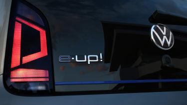 2019 Volkswagen e-up! hatchback - rear detail