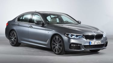 Although it's very well-equipped, BMW's options list for the 5 Series is sophisticated and expensive