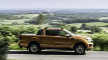 2019 Ford Ranger Wildtrak - side view