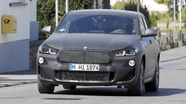 BMW X2 facelift - front end