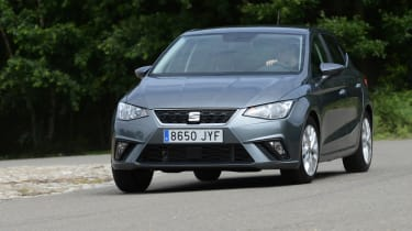 The Ibiza is now around 9cm wider and 2cm taller, giving it a stockier appearance and more interior space