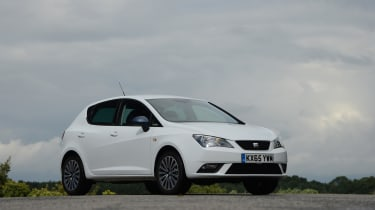 The SEAT Ibiza is a popular and stylish supermini from the VW Group's Spanish brand