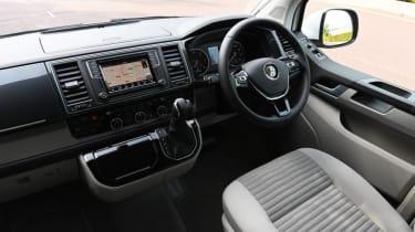 Volkswagen California Ocean - Interior
