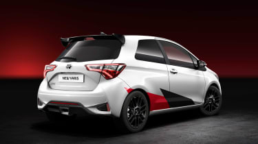 That is more than you get with a Ford Fiesta ST