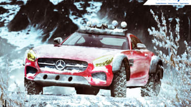 Mercedes-AMG 'Unimog GT'
