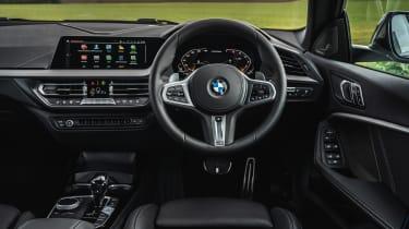 BMW 2 Series Gran Coupe saloon interior