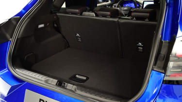 2020 Ford Puma - boot floor