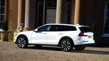Volvo V60 Cross Country - rear quarter view