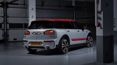 MINI John Cooper Works Clubman - rear static