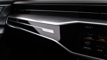 Audi A7 Sportback hatchback dashboard