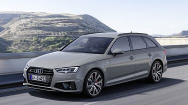 Audi S4 Avant TDI - Front driving