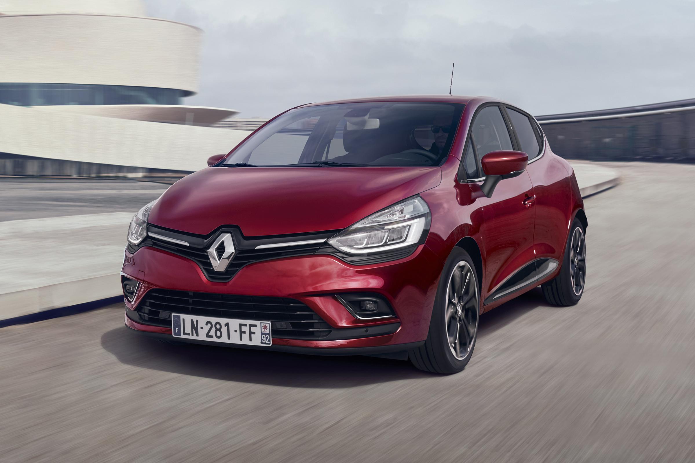 New 2017 Renault Clio Updates Announced Carbuyer