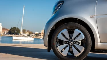 Smart EQ ForTwo hatchback alloy wheels