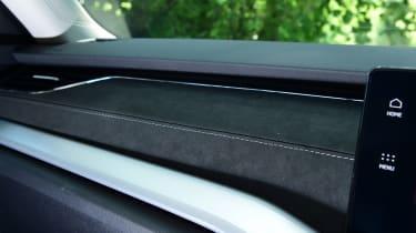 2020 Skoda Octavia Estate - dashboard