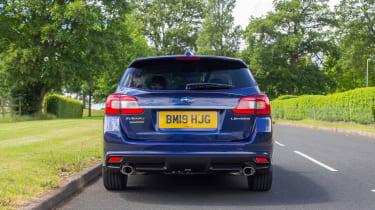 2019 Subaru Levorg 2.0i GT Lineartronic - rear static