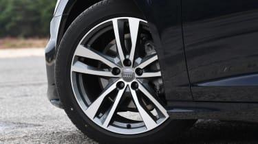 Audi A6 saloon alloy wheels