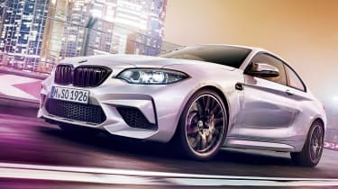 BMW M2 Competition leaked image