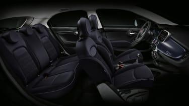 2021 Fiat 500X Cult interior
