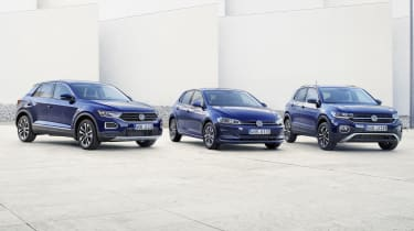 Volkswagen T-Roc, Polo and T-Cross United editions