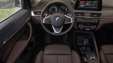 2019 BMW X1 SUV - interior