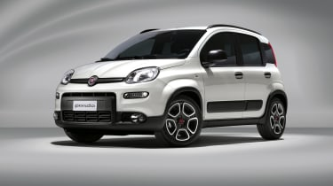 2020 Fiat Panda City Life - front 3/4 view