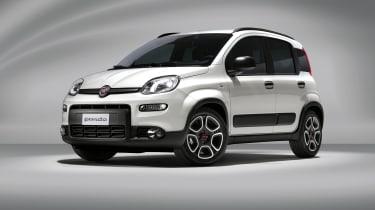 2020 Fiat Panda City Life - front 3/4 view