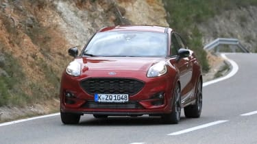 2020 Ford Puma ST - front view