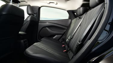 Ford Mustang Mach-E - rear seats