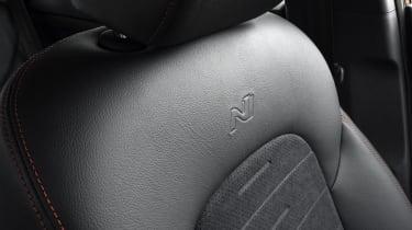 Hyundai Tucson N Line - seating