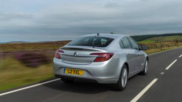 The Vauxhall Insignia may be due for replacement soon, but heavy depreciation makes this model an excellent used buy