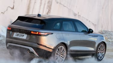 The Velar is priced between roughly £45,000 and £85,000, so there are very few SUVs with which it doesn't compete