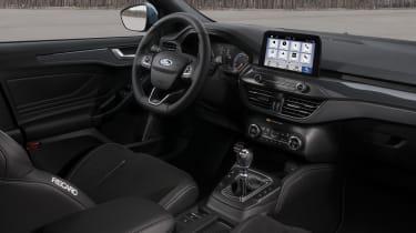 2019 Ford Focus ST - interior