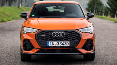 Audi Q3 Sportback SUV front static