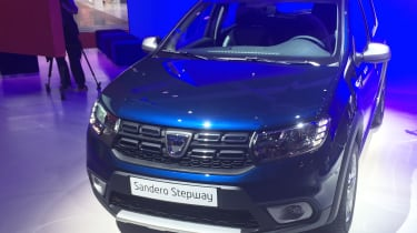 The Dacia Range is touted as featuring 'the most affordable cars in Europe'