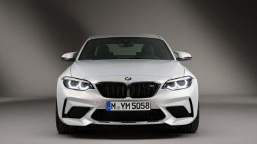 BMW M2 Competition front end