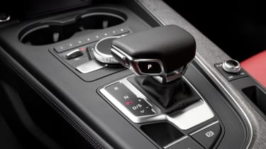 The DSG automatic gearbox is efficient and responsive