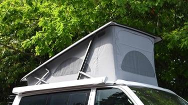 Volkswagen California Ocean - electric pop-up roof