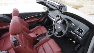 Volkswagen Eos - interior