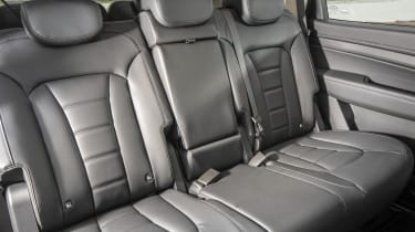 2019 SsangYong Rexton ICE special edition - rear seating