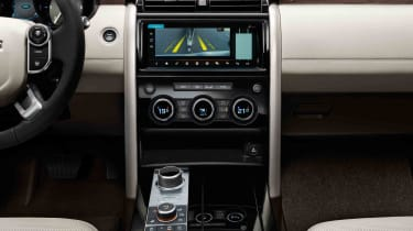 It also comes with the latest InControl Touch Pro infotainment system