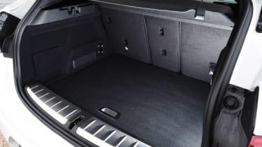 BMW X2 SUV boot