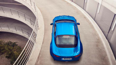 Alpine A110 coupe roof