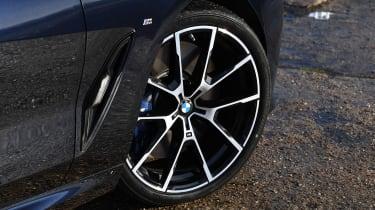 BMW 840d wheel